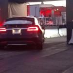 Nyheter fra Tesla? Tesla Model D