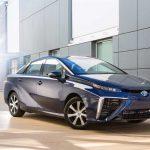 """Toyota bidrar til et """"hydrogen-samfunn"""""""