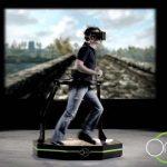 Virtuix Omni VR tredemølle