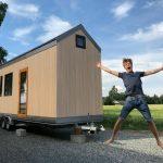 Smart minihus på hjul