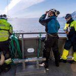 Norge - et laboratorium for innovative blå næringer og grønn ferdsel til havs